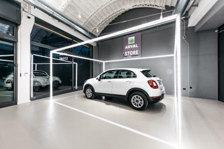 ARVAL Store 6 credits Ph. F