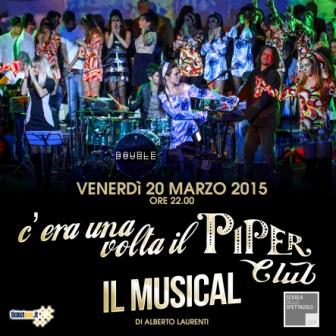 C era una volta il Piper Club