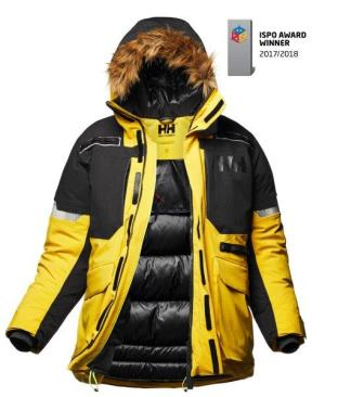 Expedition Parka ISPO Winner