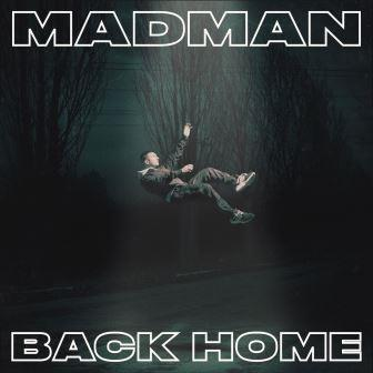 MadMan - Back Home - cover b