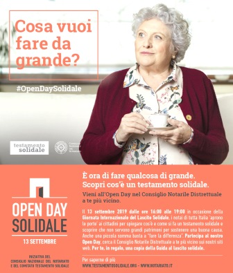Open Day Solidale a Torino