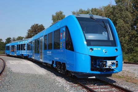 iLint train Copyright Alstom
